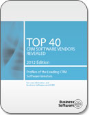 FREE Top 40 CRM Vendor Report