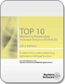 FREE Top 10 Marketing Automation Vendor Report